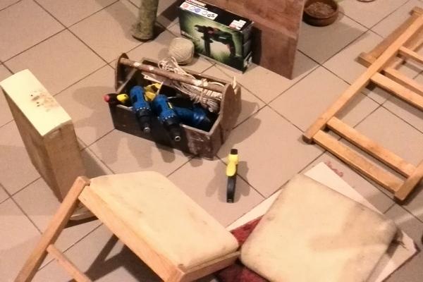 Samogradnja grebalice za mačku