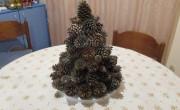 Izrada božićnog drvca